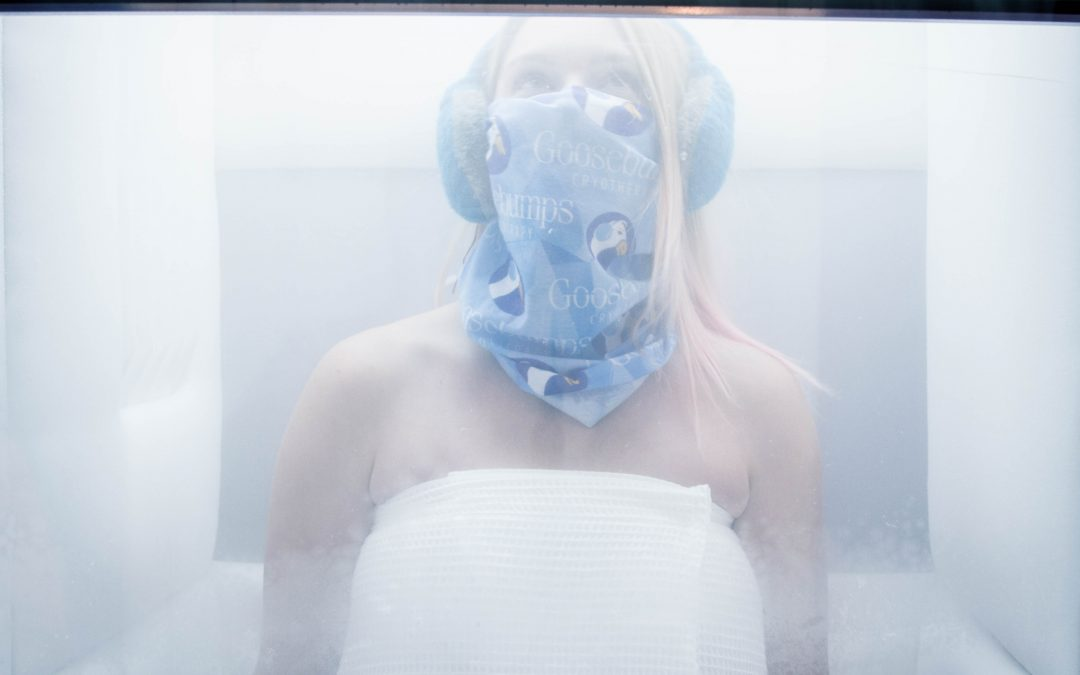 Goosebumps Cryotherapy Offers New Meaning to Whole-Body Cryo